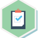 Choose What Fits Best represented by a clipboard with a checkmark on it