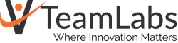 VTeam Labs logo Orange